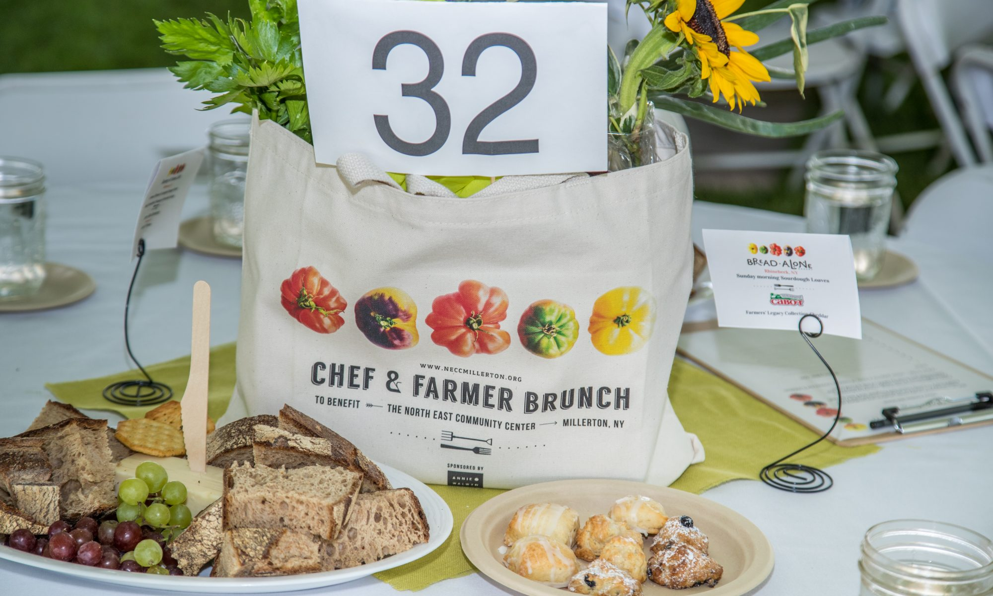 2019 Chef & Farmer Brunch